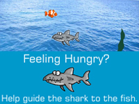 Flash Game: Feeling Hungry